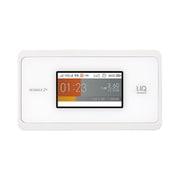 NAD36SWU [モバイルルーター Speed Wi-Fi NEXT WX06 クラウドホワイト]