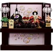 Koei-330202-B [収納飾り「梅雪輪雛」]