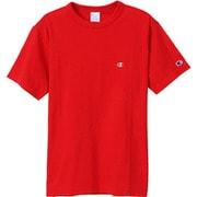 C3P300-940-L [Champion(チャンピオン) ベーシック Tシャツ メンズ レッド L]