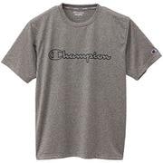 C3PS320-080-L [Champion(チャンピオン) C VAPOR Tシャツ メンズ チャコール L]