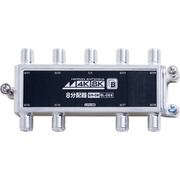 日本アンテナ 8分配器 4K8K対応 屋内用