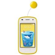 901SI (YL) キッズフォン2 イエロー [携帯電話]