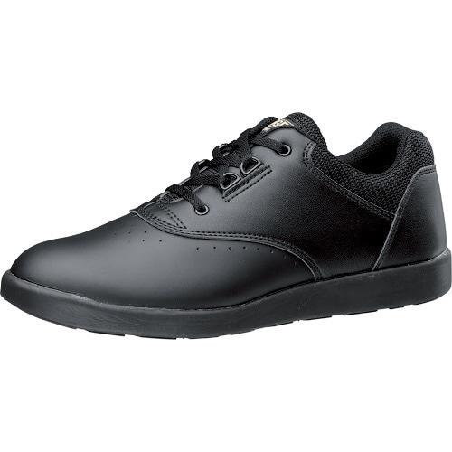 超軽量耐滑作業靴 ハイグリップ H-810 ブラック 30.0cm