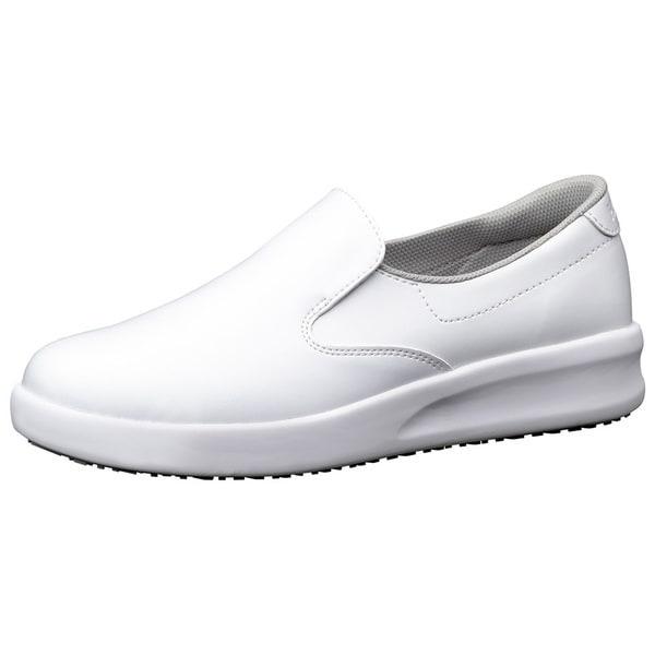 超耐滑作業靴 ハイグリップ・ザ・フォース NHF-700 ホワイト 29.0cm