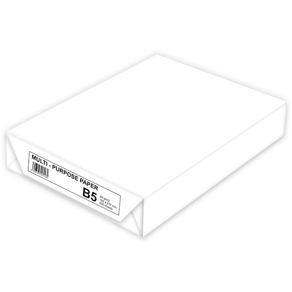 MULTI PURPOSE PAPER B5 500枚 [コピー用紙 B5サイズ 500枚]