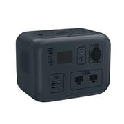 AC50-CH [SmartTap ポータブル電源 PowerArQ 2 500Wh 蓄電池 大容量 非常用電源 車中泊 正弦波(チャコール)]
