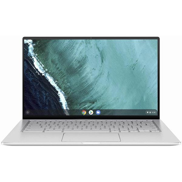 C434TA-AI0115 [ノートパソコン ASUS Chromebook Flip Chrome OS/シルバー/14型 1920×1080(FHD)/i5-8200Y/LPDDR3 8GB/eMMC 64GB/タッチパネル搭載]