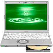 CF-SV9NDRQR [Let's note(レッツノート) SV9シリーズ 12.1型/Core i5-10210U/メモリ 8GB/SSD 512GB/Windows 10 Pro 64ビット/シルバー]