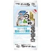 たきたてご飯 新潟県産こしひかり白がゆ (250g×3食)750g