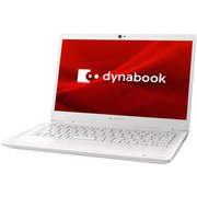 P1G6MPBW [B5モバイルノートパソコン dynabook G6/13.3型/Core i5 10210U/SSD 256GB/メモリ 8GB/Windows 10 Home 64bit/Microsoft Office Home & Business 2019/パールホワイト]