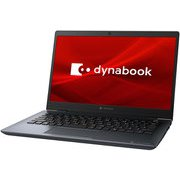 P1G6MDBL [B5モバイルノートパソコン Dynabook G6/13.3型/Core i7 10510U/SSD 512GB/メモリ 8GB/Windows 10 Home 64bit/Microsoft Office Home & Business 2019/オニキスブルー/ヨドバシカメラオリジナルモデル]