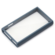 PG-WA100GT5BL [WALKMAN NW-A100用 ガラスタフケース ブルー]