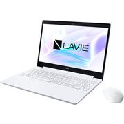 PC-NS500RAW-YC [LAVIE Note Standard 15.6型/Ryzen 5 3500U/メモリ 8GB/256GB(SSD)/Windows 10 Home 64bit/Microsoft Office Home & Business 2019/ホワイト/ヨドバシカメラオリジナルモデル]