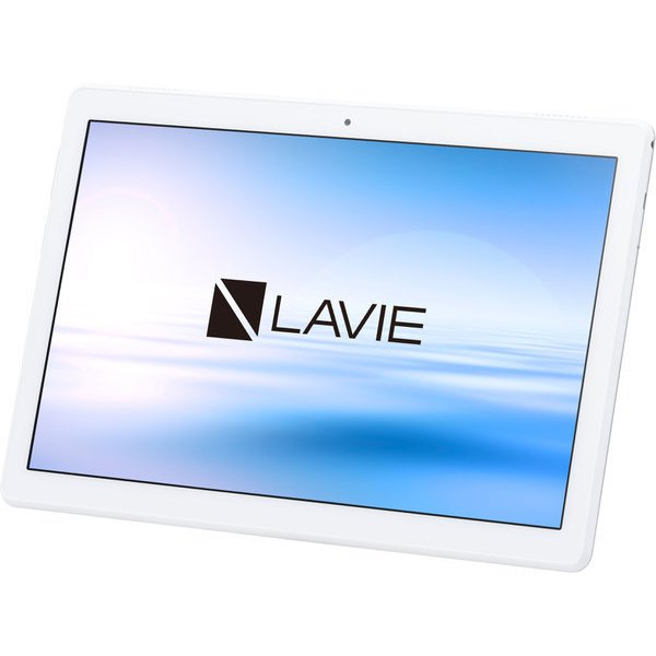 PC-TE710KAW [LAVIE Tab E 10.1型/Qualcomm Snapdragon450/メモリ 4GB/64GB/Android 9.0/Microsoft Office Mobile /ホワイト]