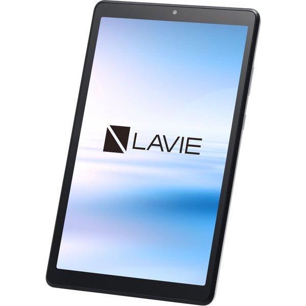 PC-TE708KAS [LAVIE Tab E 8型/MediaTek Helio P22T/メモリ 4GB/64GB/Android 9.0/Microsoft Office Mobile /シルバー]