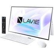 PC-HA970RAW [LAVIE Home All-in-one 27型/Core i7-10510U/メモリ 8GB/256GB(SSD)+3TB(HDD)/Windows 10 Home 64bit/Microsoft Office Home & Business 2019/ホワイト]
