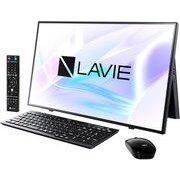 PC-HA970RAB [LAVIE Home All-in-one 27型/Core i7-10510U/メモリ 8GB/256GB(SSD)+3TB(HDD)/Windows 10 Home 64bit/Microsoft Office Home & Business 2019/ブラック]