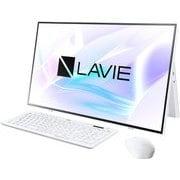 PC-HA700RAW [LAVIE Home All-in-one 27型/Core i7-10510U/メモリ 8GB/512GB(SSD)/Windows 10 Home 64bit/Microsoft Office Home & Business 2019/ホワイト]
