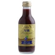 旬摘プレミアム 昔ながらの飲める葡萄コンコード 200ml×24本