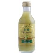 旬摘プレミアム 昔ながらの飲める葡萄ナイアガラ 200ml×24本