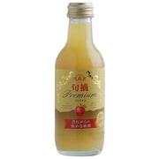 旬摘プレミアム 昔ながらの飲める林檎 200ml×24本