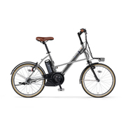 PA20CX [電動アシスト自転車 PAS CITY-X 20型 内装3段変速 12.3Ah ミラーシルバー]