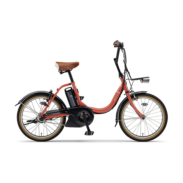 PA20CC [電動アシスト自転車 PAS CITY-C 20型 内装3段変速 12.3Ah ベイクドピンク]