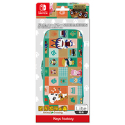 SLIM HARD CASE COLLECTION for Nintendo Switch Lite どうぶつの森