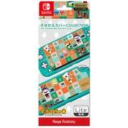 きせかえカバー COLLECTION for Nintendo Switch Lite どうぶつの森Type-A