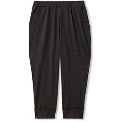 オールデイアクティブクロップドパンツ ALL DAY ACTIVE CROPPED PANTS DA60131 (K)ブラック Sサイズ [フィットネス パンツ レディース]