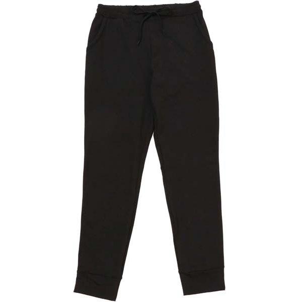 オールデイアクティブロングパンツ ALL DAY ACTIVE LONG PANTS DA60101 ブラック(K) Sサイズ [フィットネス パンツ レディース]