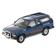 LV-N63c 1/64 日産 テラノ R3M オプション装着車 紺 [ダイキャストミニカー]
