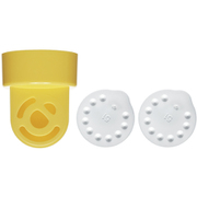 交換用搾乳弁キット(薄膜6枚・搾乳弁2個入)