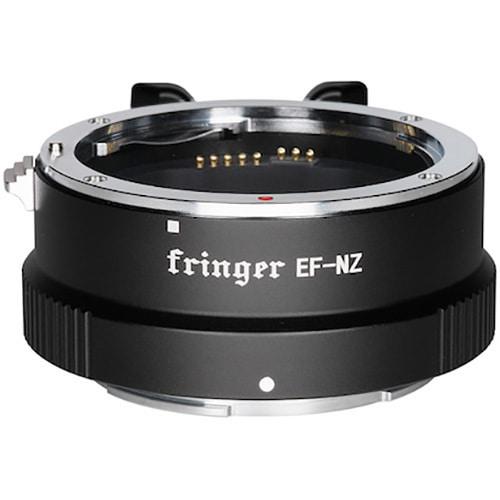 FR-NZ1 [マウントアダプター レンズ側:キヤノンEF ボディ側:ニコンZ 電子接点]