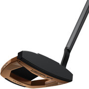 HEPPLER FLOKI(ヘプラー フローキー) パター 33インチ BLACK/COPPER PP59グリップ 2020年モデル [ゴルフ パター]