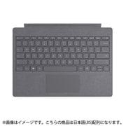 FFP-00159 [Surface Pro Signature タイプカバープラチナ 2020年日本語キーボード]