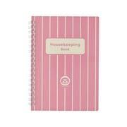 J2110 [なまけものさんの家計簿 B6 ピンク]