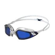 アクアパルス プロ Aquapulse Pro SE02002 (WB)ホワイト×ブルー [水泳ゴーグル]