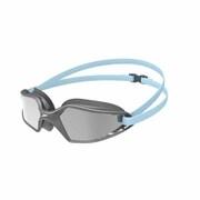 ハイドロパルス プロミラー Hydropulse Mirror SE02003 (GB)グレイ×ブルー [水泳ゴーグル]