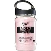 マイクロセームタオル(L) SE62002 (PN)ピンク [スポーツウェアアクセサリ スポーツタオル]