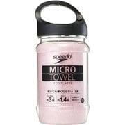 マイクロセームタオル(M) SE62003 (PN)ピンク [スポーツウェアアクセサリ スポーツタオル]