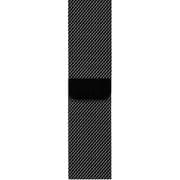 AW-ST02BK [Apple Watch42mm・44mm用ステンレスバンド ブラック]