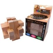 209-522 木製パズル タイプC [立体パズル]