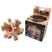 209-526 木製パズル タイプG [立体パズル]