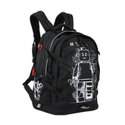 20041-1815 LEGO Tech teen リュック Black Tech Teen Backpack [キャラクターグッズ]