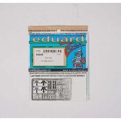 EDUSS698 川崎 T-4 ズームエッチングパーツ ホビーボス用 [1/72スケール エッチングパーツ]