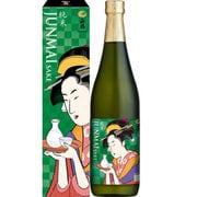 白鶴 純米 浮世絵ラベル 15~16度 720ml [日本酒]