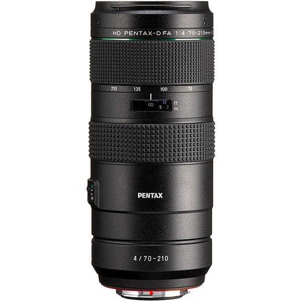 HD PENTAX-D FA70-210mm F4ED SDM WR [70-210mm F4 ペンタックスKマウント]