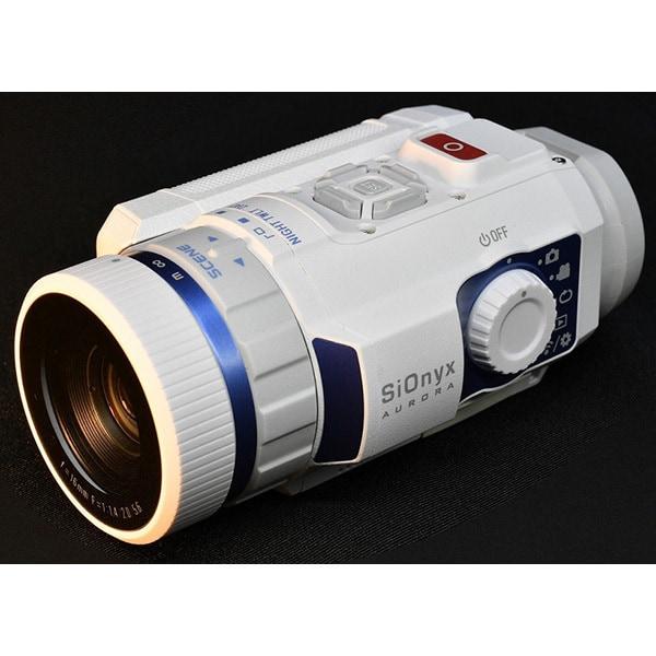 CDV-200C [AURORA Sports 防水型超高感度デイナイトアクションカラービデオカメラ]