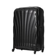 V22*09305 COSMOLITE 86cm BLACK [ハードスーツケース コスモレイト スピナー86 旅行日数目安:1週間以上 TSAロック搭載 144L ブラック]